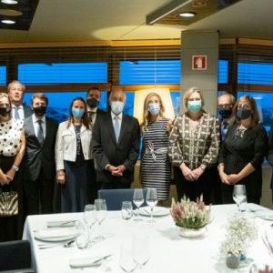 Presidente da República visita hotéis Associados da APHORT, no Porto